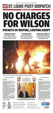 St. Louis Post Dispatch cover 11.25.2014.jpg