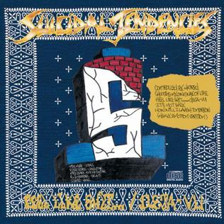 <i>Controlled by Hatred/Feel Like Shit...Déjà Vu</i> 1989 studio album of re-recorded songs by Suicidal Tendencies