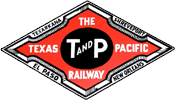 Texas and Pacific Railway logo.png