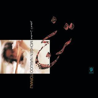 <i>Toranj</i> (album) 2007 studio album by Mohsen Namjoo