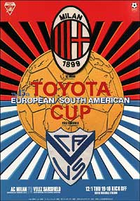1994 Intercontinental Cup