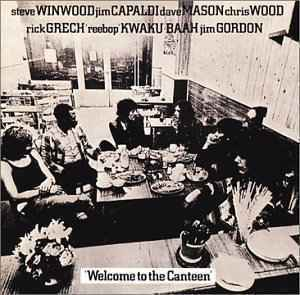<i>Welcome to the Canteen</i> 1971 live album by Traffic