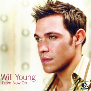<i>From Now On</i> (Will Young album) 2002 studio album by Will Young