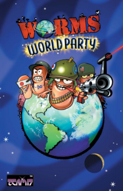 Picture of a game: Worms World Party