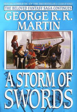 A Song of Ice & Fire -  Book 3 - A Storm of Swords (CD quality) - George R R Martin