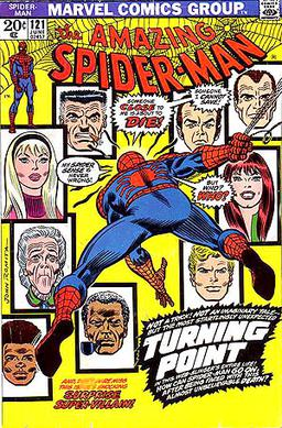 "The Amazing Spider-Man #121: ""The Night G..."