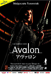 <i>Avalon</i> (2001 film) 2001 film by Mamoru Oshii