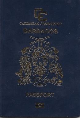 Barbados passport - Wi...
