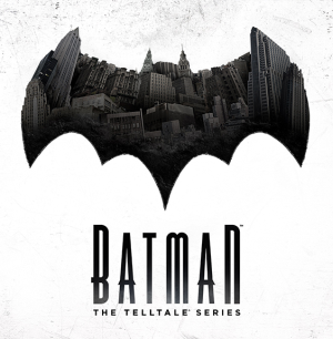 Official poster of Batman: The Telltale Series game launched in 2016.
