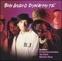 <i>Super Hits</i> (Big Audio Dynamite album) 1999 greatest hits album by Big Audio Dynamite