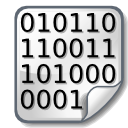 Binary-icon (Photo credit: Wikipedia)