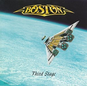 <i>Third Stage</i> 1986 studio album by Boston