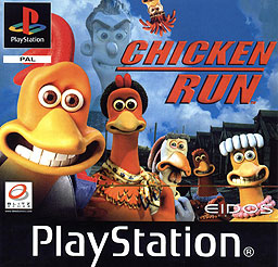 <i>Chicken Run</i> (video game) 2000 video game