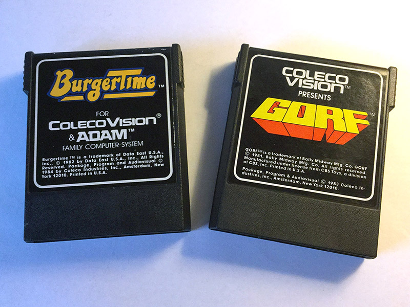 List of ColecoVision games - Wikipedia