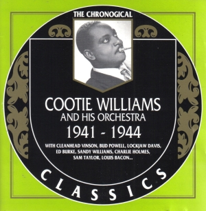 <i>Cootie Williams and His Orchestra 1941–1944</i> 1995 compilation album by Cootie Williams