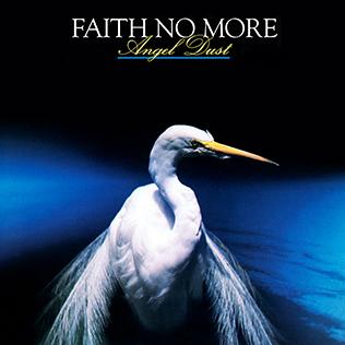 <i>Angel Dust</i> (Faith No More album) 1992 studio album by Faith No More