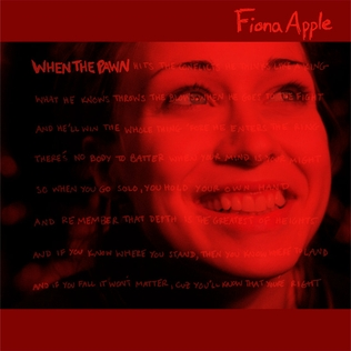 <i>When the Pawn...</i> 1999 studio album by Fiona Apple