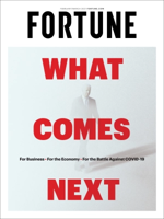 <i>Fortune</i> (magazine) American business magazine