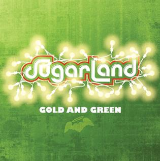 <i>Gold and Green</i> 2009 studio album (Christmas) by Sugarland