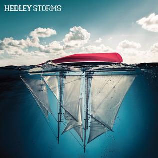 <i>Storms</i> (Hedley album) 2011 studio album by Hedley