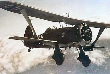 Aviones usados por Alemania en la II Guerra Mundial 3 part.