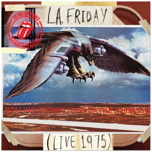 <i>L.A. Friday</i> 2012 live album by The Rolling Stones