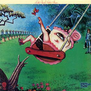 <i>Sailin Shoes</i> 1972 studio album by Little Feat