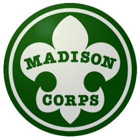 Madison Scouts Drum and Bugle Corps Junior drum and bugle corps based in Madison, Wisconsin