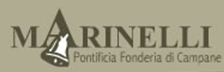 Marinelli Pontifical Foundry Logo.PNG