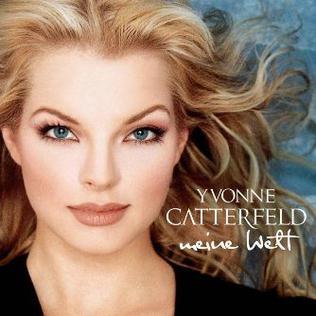 <i>Meine Welt</i> Yvonne Catterfeld album
