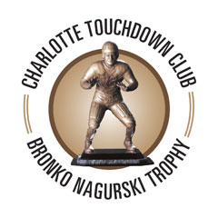 Bronko Nagurski Trophy Award to the best defensive player in US college football