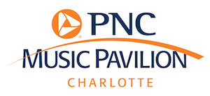 PNC Music Pavilion open-air concert venue in Charlotte, North Carolina, United States of America