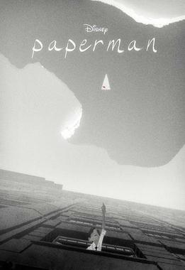 Paperman %282012%29 poster Aviones de papel