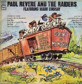 <i>Goin to Memphis</i> 1968 studio album by Paul Revere & the Raiders