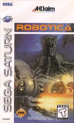 Robotica (video game) - Wikipedia