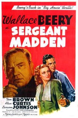 Sergeant Madden Wikipedia