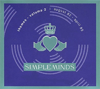 <i>Themes – Volume 2: August 82–April 85</i> 1990 box set by Simple Minds
