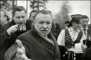 Antanas Sniečkus Soviet politician