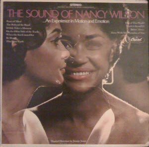 <i>The Sound of Nancy Wilson</i> 1968 jazz/soul album by Nancy Wilson
