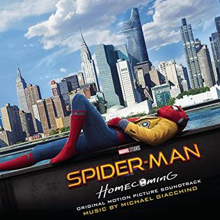 Spider-Man: Homecoming (soundtrack) - Wikipedia