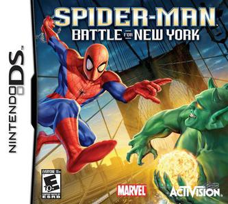 spiderman battle for new york wikipedia