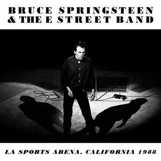 <i>LA Sports Arena, California 1988</i> 2015 live album by Bruce Springsteen & the E Street Band and The Horns of Love