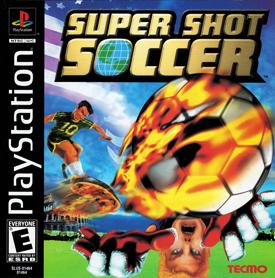 <i>Super Shot Soccer</i> 2002 video game