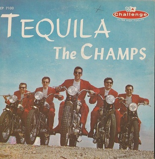 Tequila (The Champs song) Single by The Champs