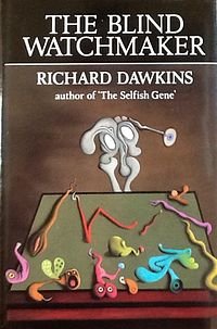 <i>The Blind Watchmaker</i> Book by Richard Dawkins