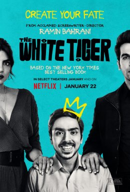 The White Tiger (2021 film) - Wikipedia