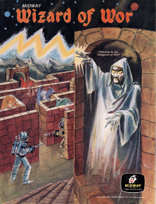 <i>Wizard of Wor</i> video game