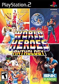 world heroes anthology wikipedia