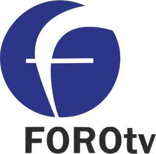 Logo as ForoTV August 2010-early 2016.