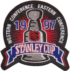 1997 Stanley Cup Finals 1997 ice hockey championship series
